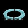 OM3 MPO cable SR4